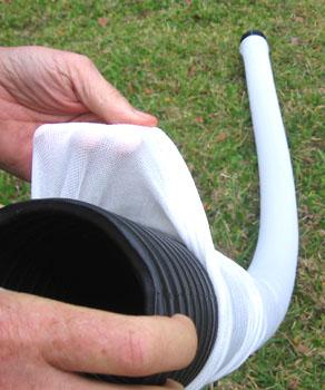 drainage sleeve