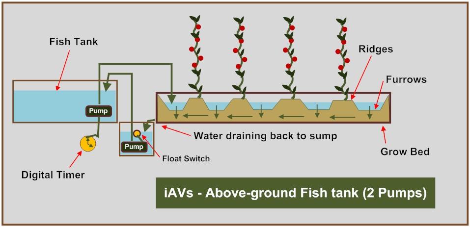 iAVs - Above-ground Tank